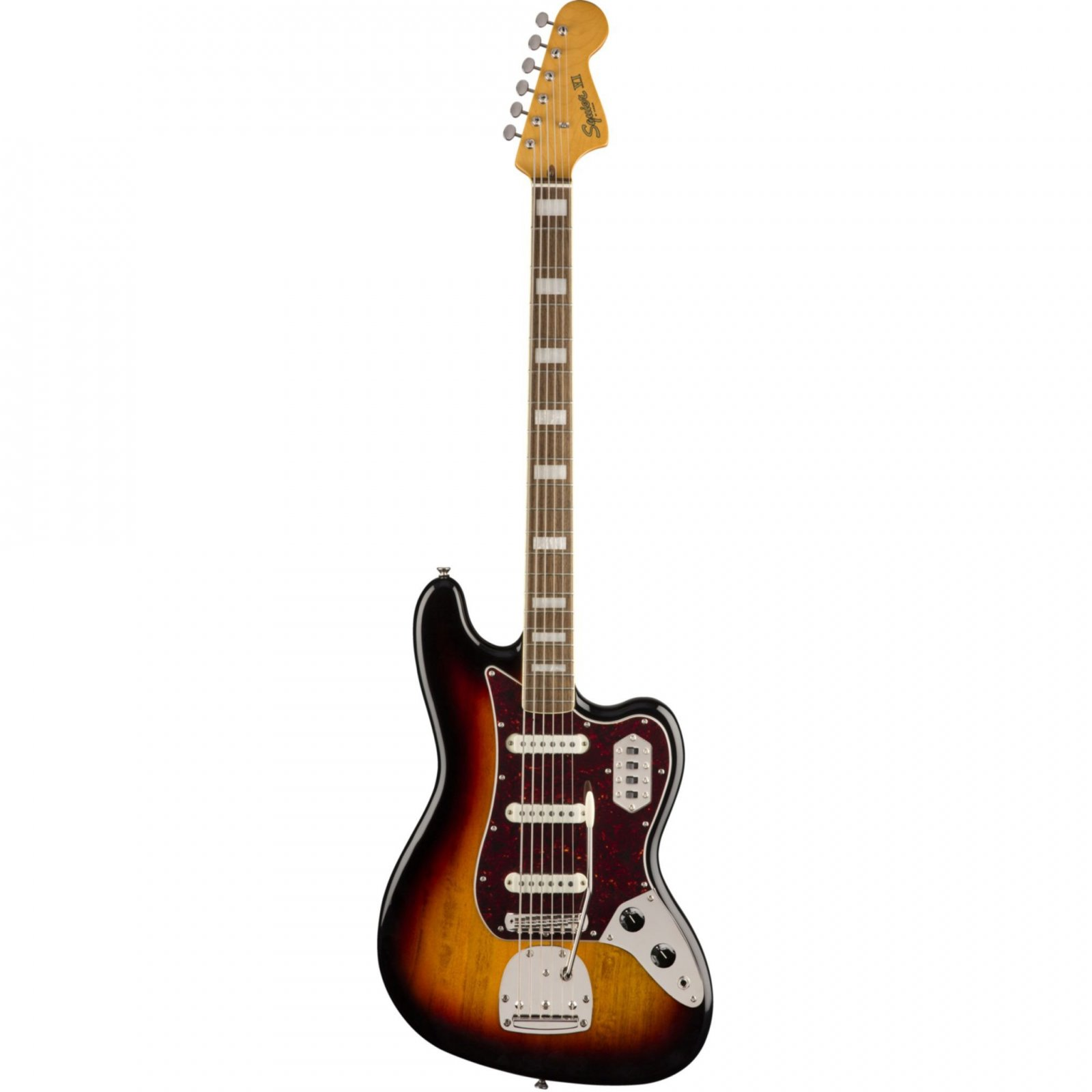 Squier Classic Vibe Bass VI 3 Color Sunburst