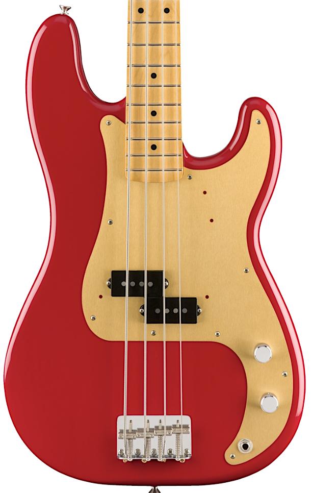 Fender Vintera '50s Precision Bass Dakota Red