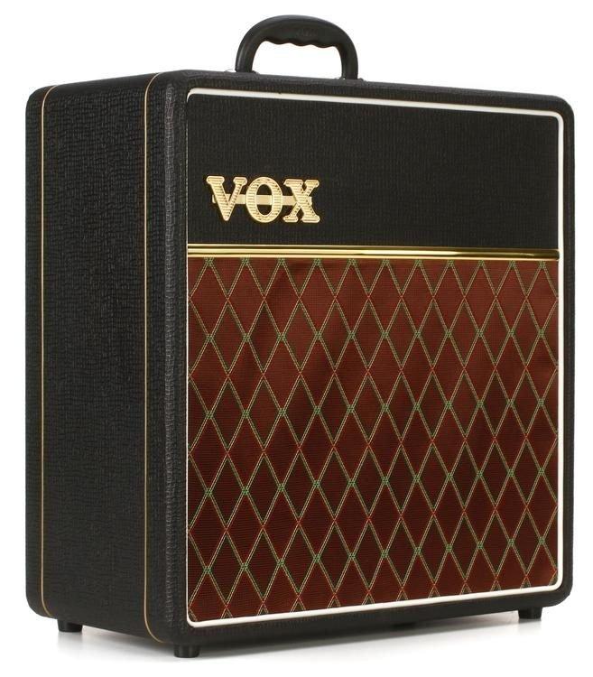 Vox AC4 1X12 4-Watt Tube Guitar Combo Amplifier