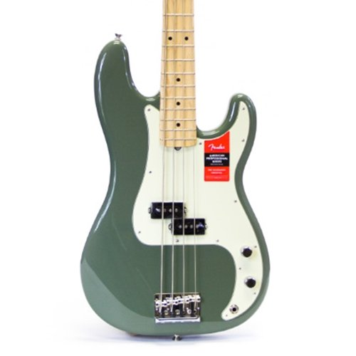 Fender American Professional P Bass Antique Olive