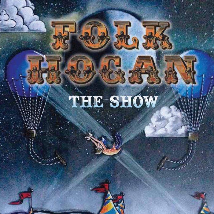 Folk Hogan The Show CD
