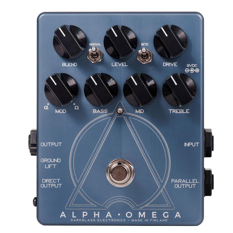 Darkglass Alpha Omega Bass Preamplifier