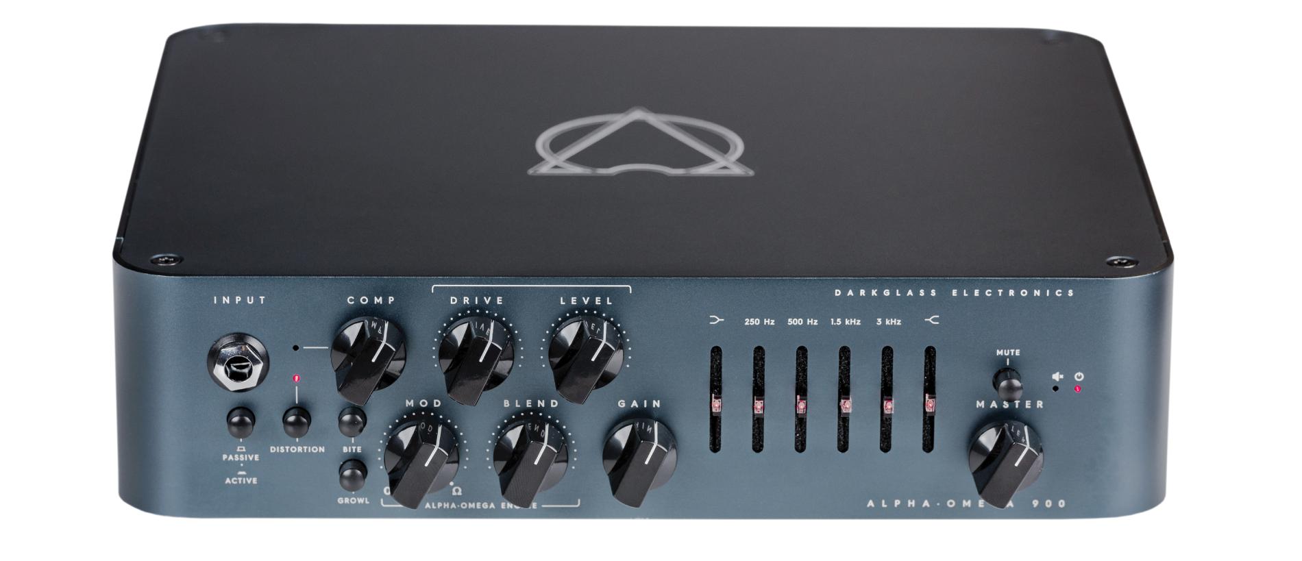 Darkglass Alpha Omega 900 Bass Head