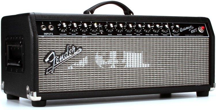 Fender Bassman 100T Tube Bass Head