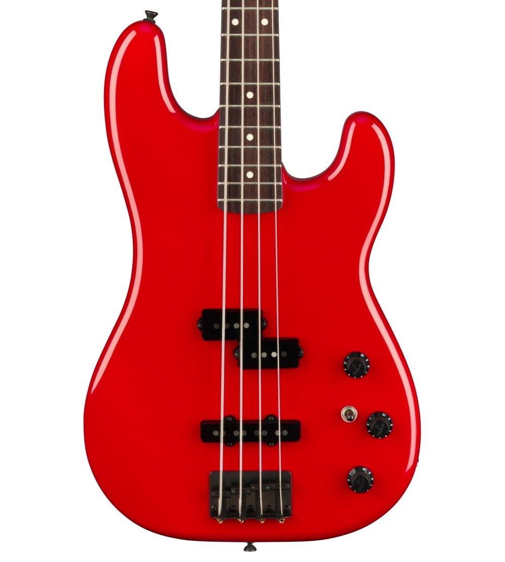 Fender Boxer Series P/J Bass Torino Red