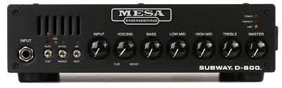Mesa/Boogie Subway D800 Bass Amplifier