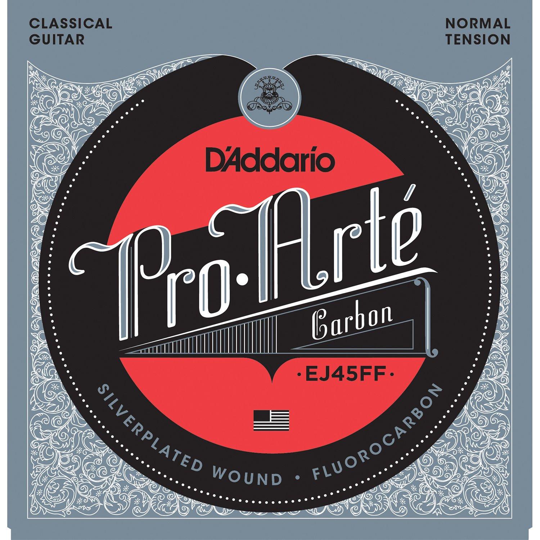 D'addario Normal Tension Classical Guitar String Set EJ45FF