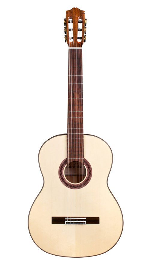 Cordoba F7 Flamenco, Nylon String Acoustic Guitar Natural