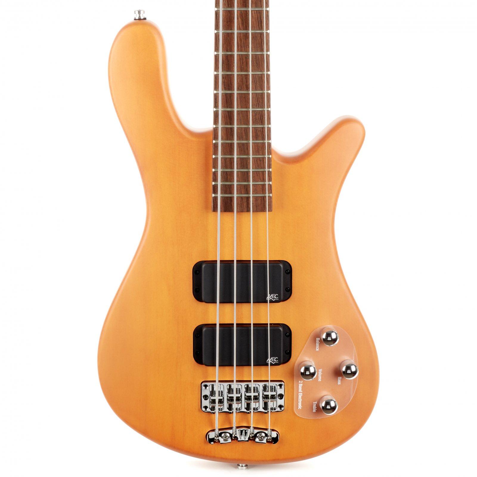 Warwick Rockbass Streamer Standard 4-String Honey Violin Transparent Satin Bass