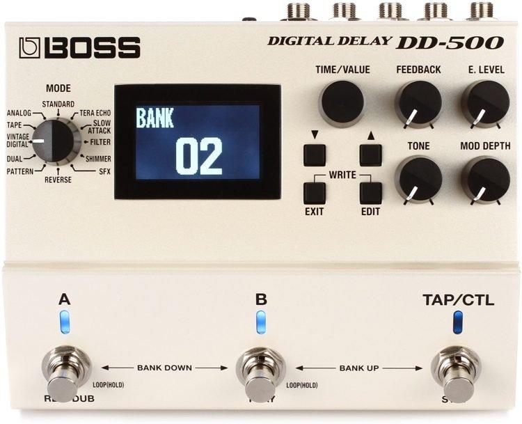 Used Boss DD-500