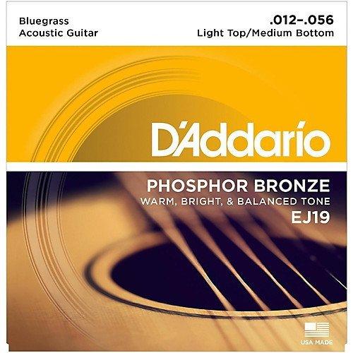 D'Addario Phosphor Bronze EJ19
