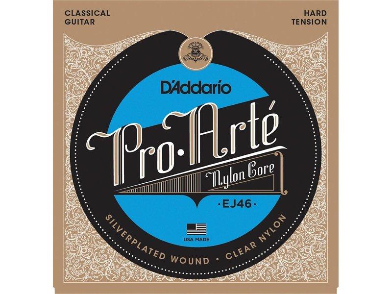 D'addario Hard Tension Classical String Set EJ46