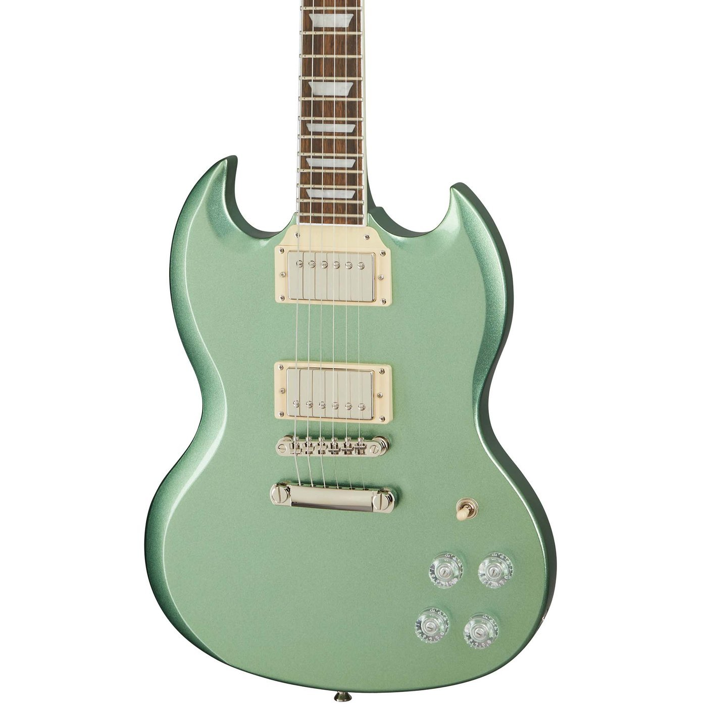 Epiphone SG Muse Wanderlust Green Metallic Electric Guitar
