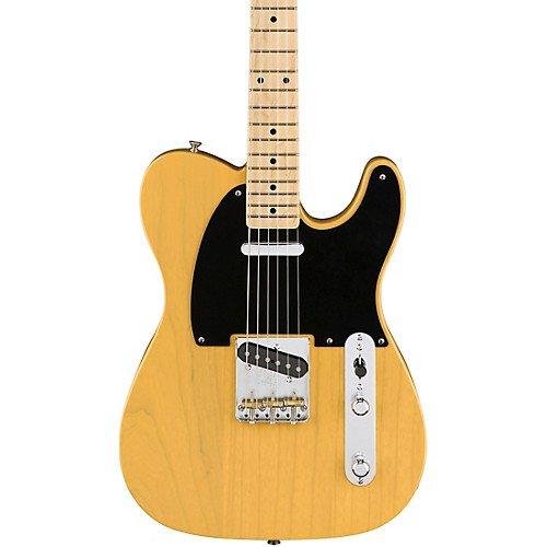 Fender American Original 50s Telecaster Butterscotch Blonde Maple