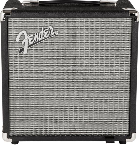 Fender Rumble 15 Watt Bass Combo Amplifier