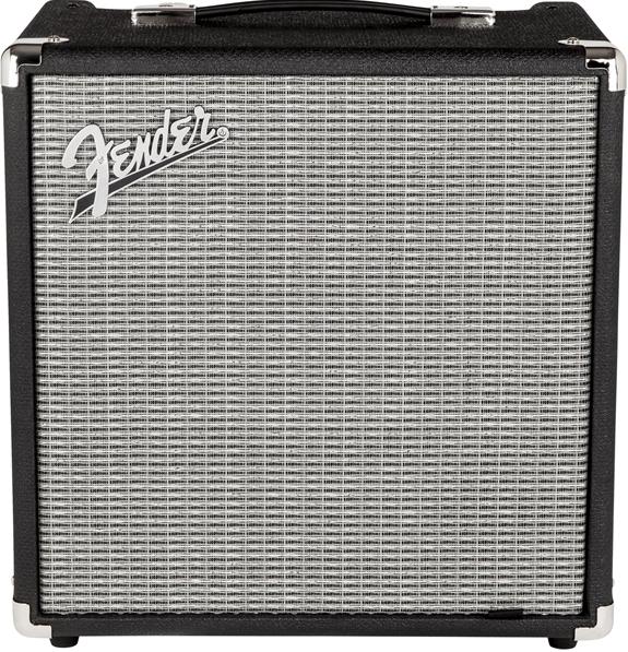 Fender Rumble 25 Watt Bass Combo Amplifier