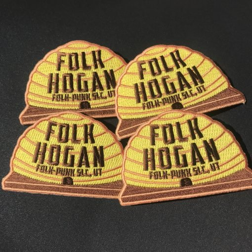 Folk Hogan UHP Beehive Small Patch