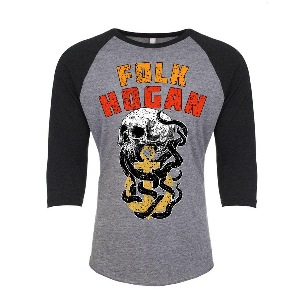 Folk Hogan Anchor Baseball Tee