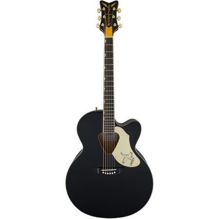 Gretsch G5022CBFE Rancher Falcon Jumbo Acoustic/Electric Black