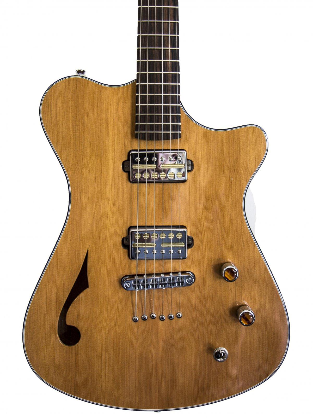 C 12738 - Joe's Guitars Hollow Boa