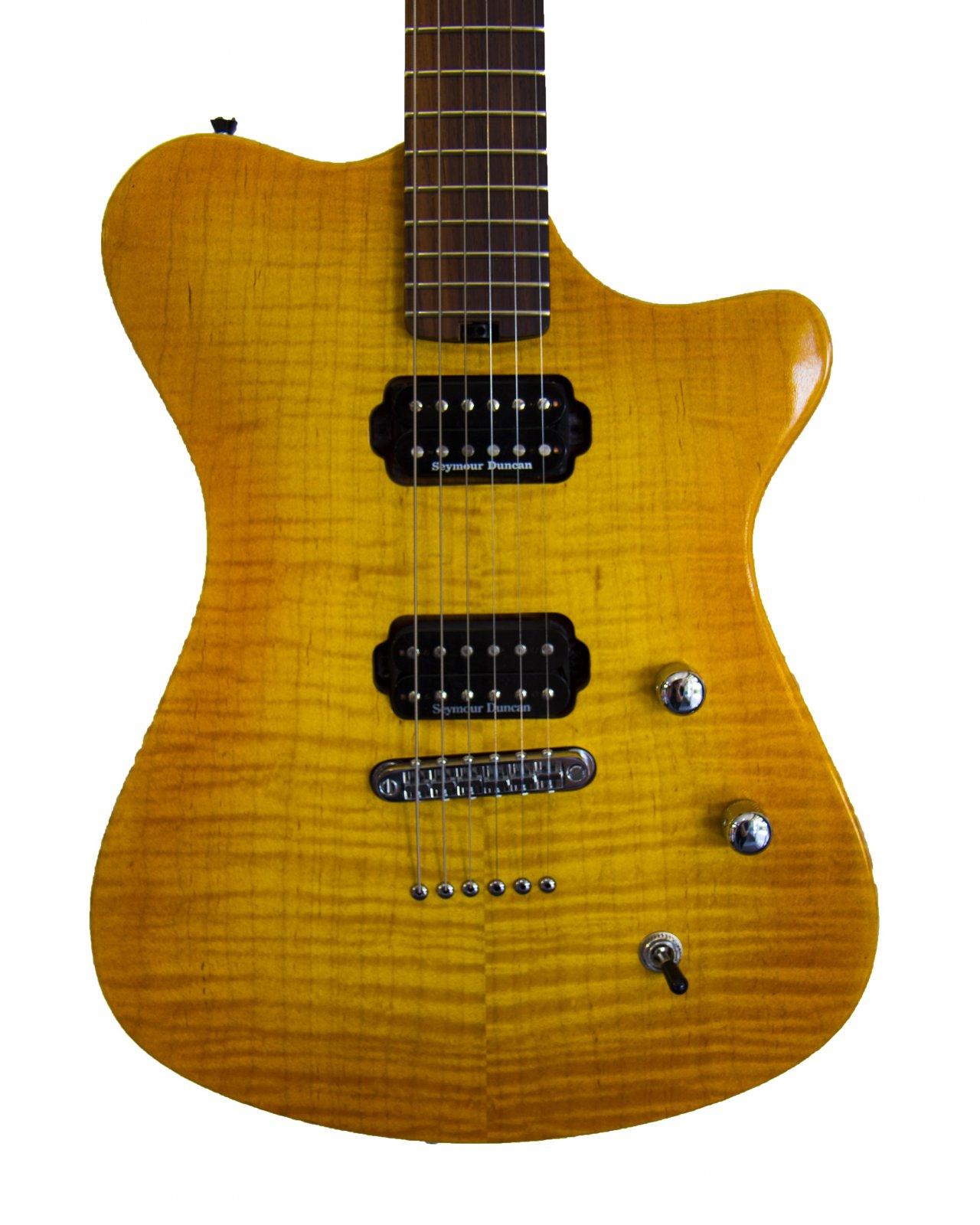 C 12740 - Joe's Guitars Boa Flametop