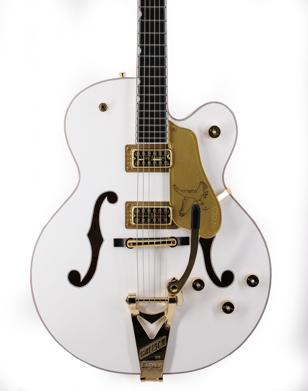 Gretsch G6136T White Falcon Players Edition w/Bigsby