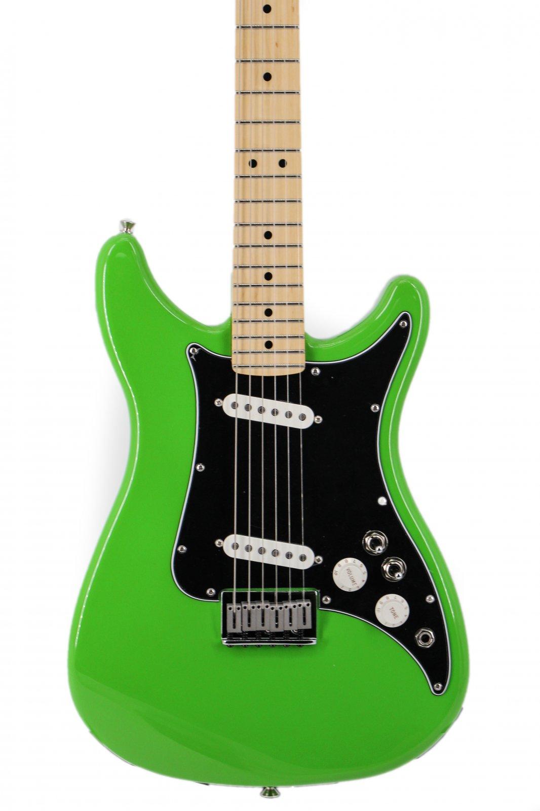 Fender Lead II Player Series Neon Green