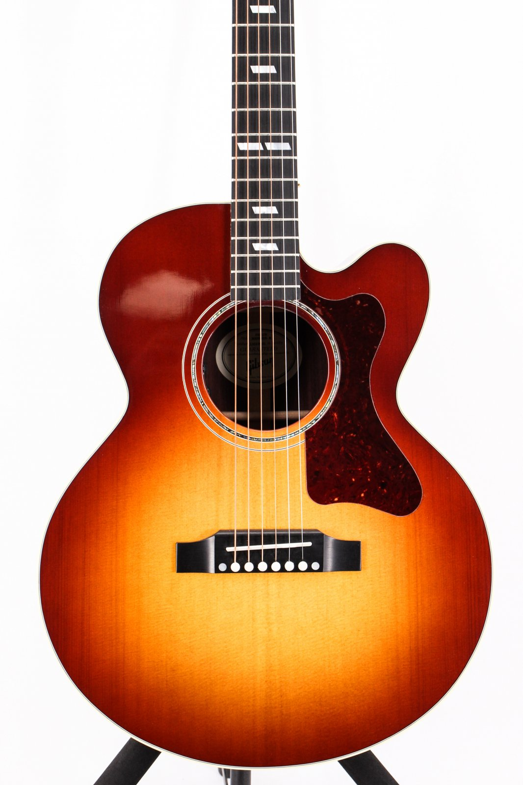Gibson Parlor M Rosewood Burst