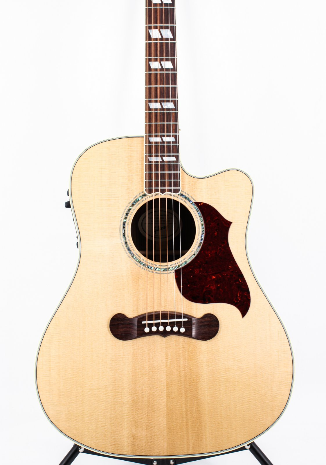 Gibson Songwriter Cutaway Antique Natural Acoustic/Electric