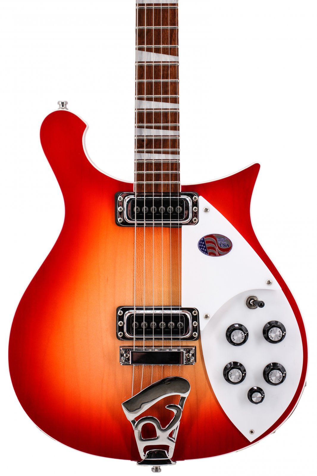 Rickenbacker 620 Fireglo