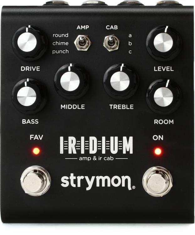 Strymon Iridium Amp & IR Cab Pedal