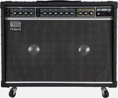 Roland JC-120 Jazz Chorus Guitar Amplifier