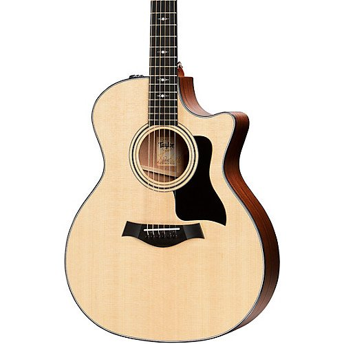 Taylor 314ce V-Class Acoustic/Electric w/Hard Case Natural