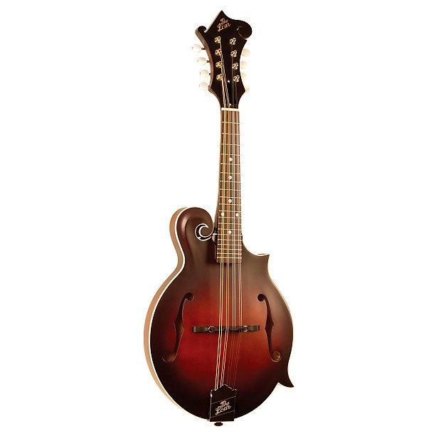 The Loar Honey Creek F Style Mandolin LM-310F-BRB