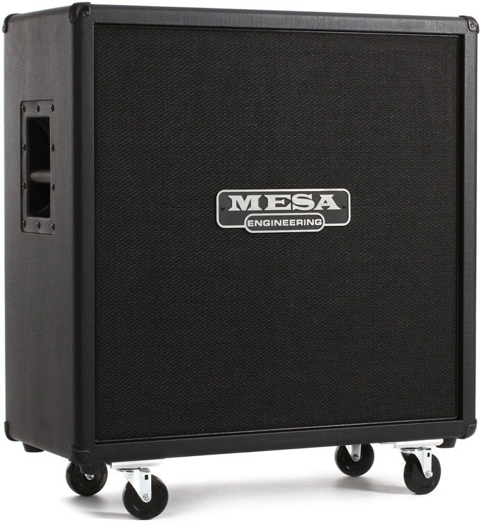 MESA/BOOGIE 4x12 RECTO STRAIGHT CAB