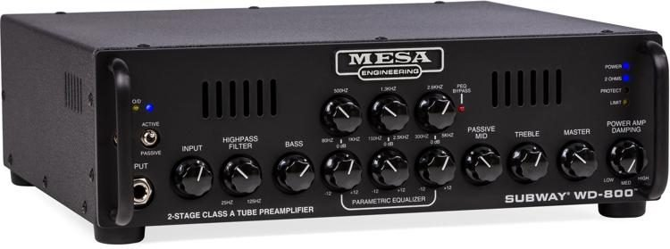 Mesa/Boogie WD-800 Bass Head