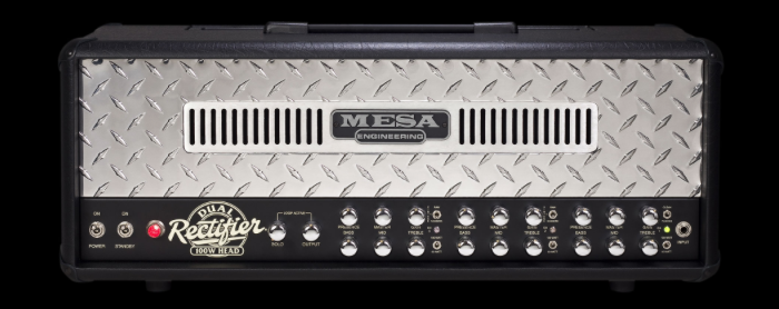 Mesa Engineering - Dual Rectifier - Head