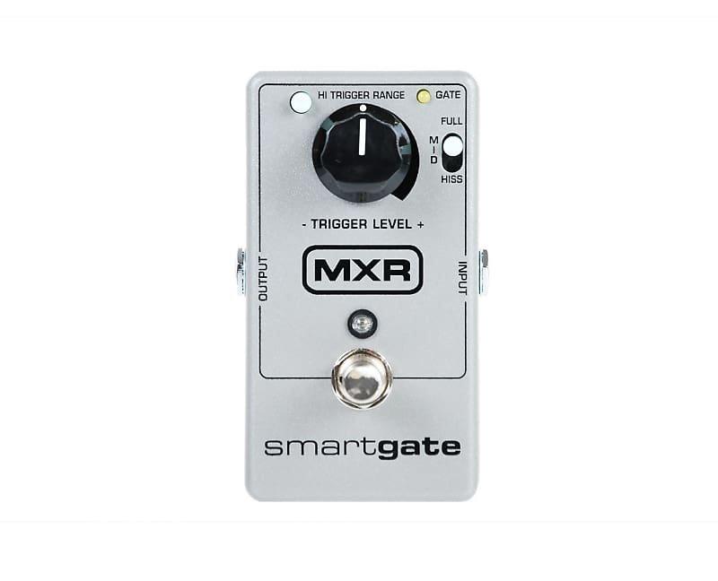 MXR Smart Gate Noise Gate Pedal M135
