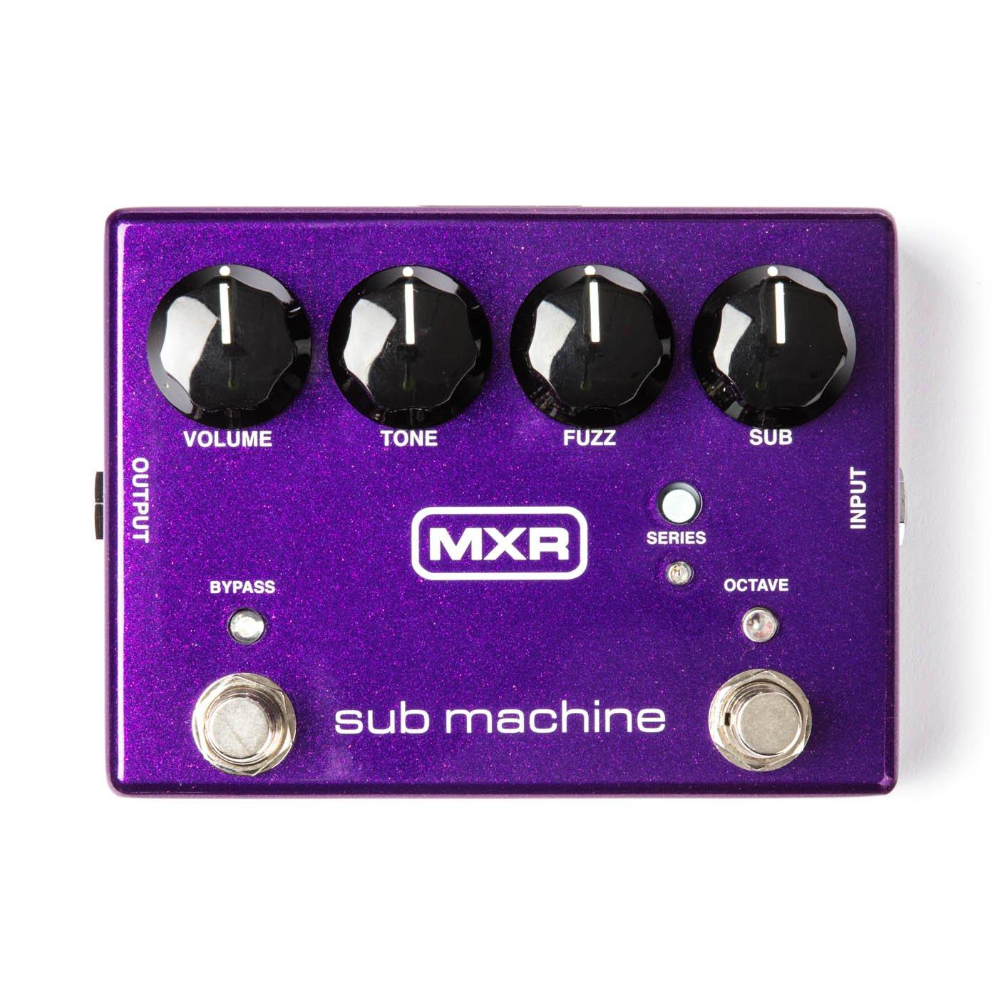 MXR Sub Machine Fuzz M225