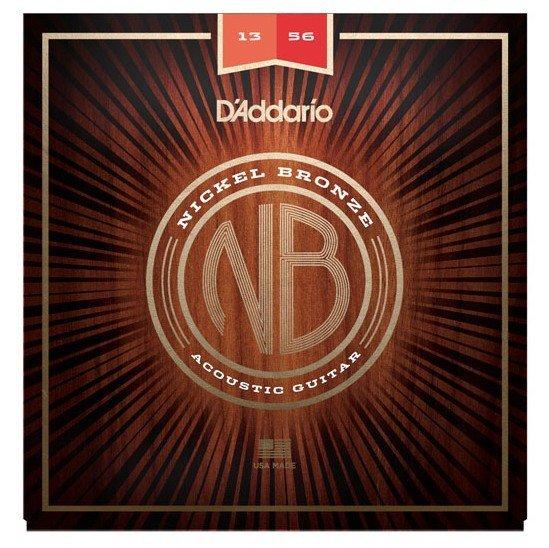 D'Addario Nickel Bronze 13-56 NB1356