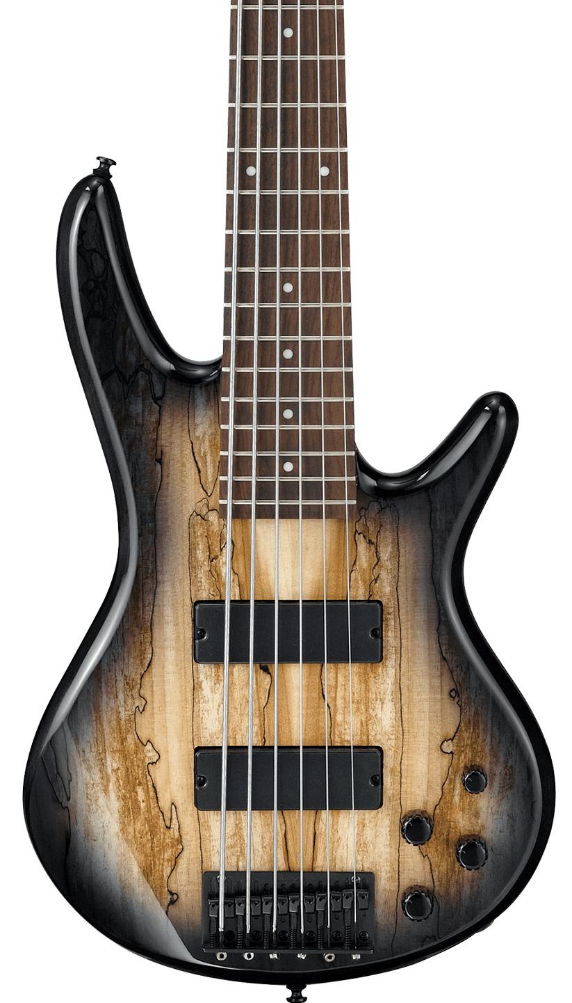 Ibanez GSR206SMNGT Six String Bass
