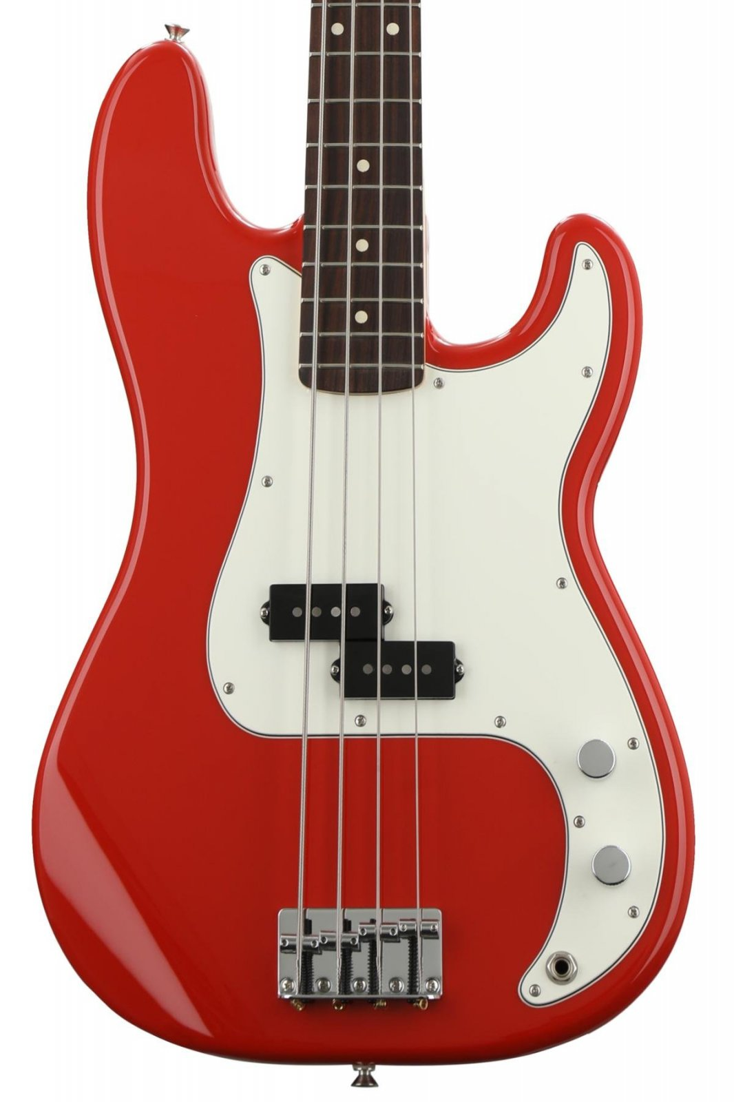 Fender Player Series Precision Bass Sonic Red Pao Ferro