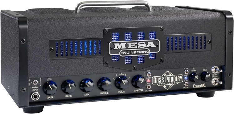 Mesa Engineering - Bass Prodigy Four:88 - Bass Amplifier Head