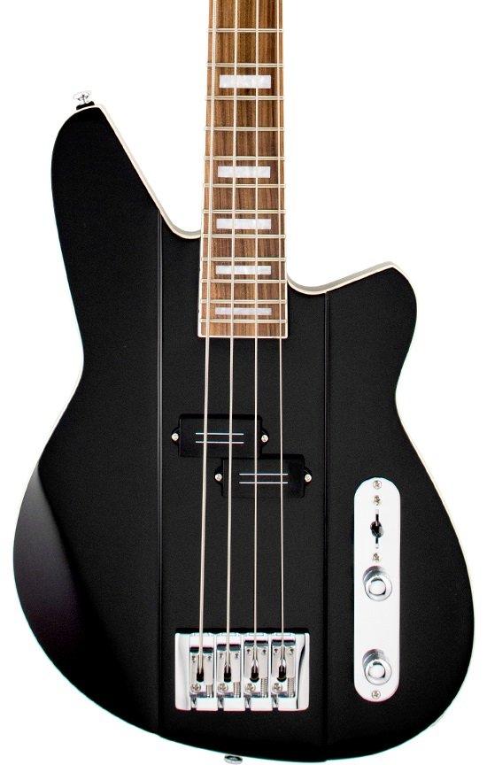 Reverend Sentinel Bass Midnight Black