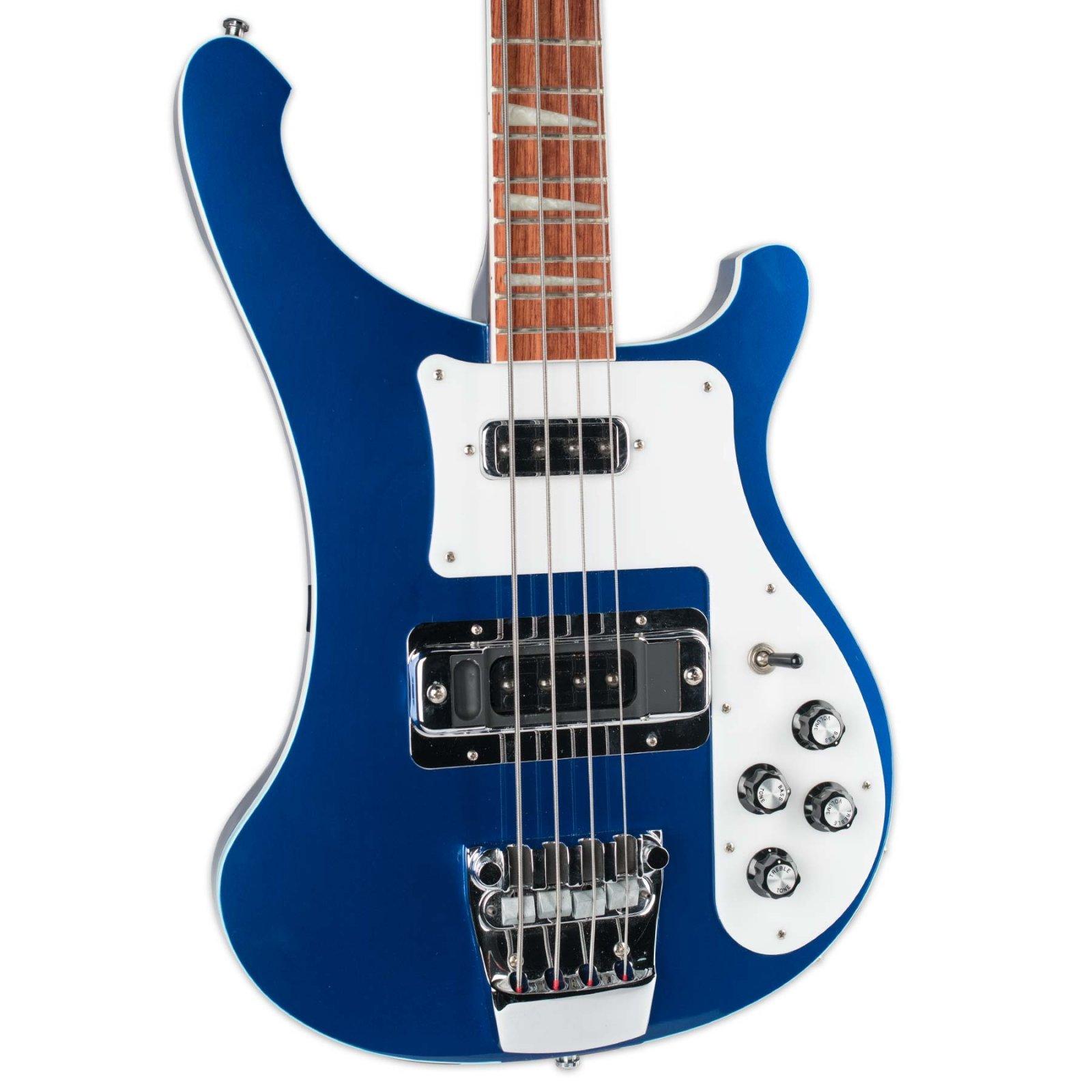 Rickenbacker 4003 Midnight Blue Bass