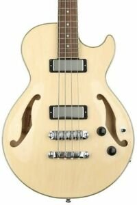 Ibanez AGB200NT Natural Semi Hollow Bass