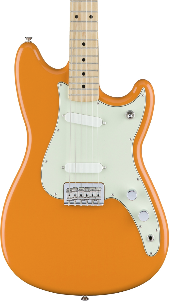 Fender - Duo-Sonic - Capri Orange
