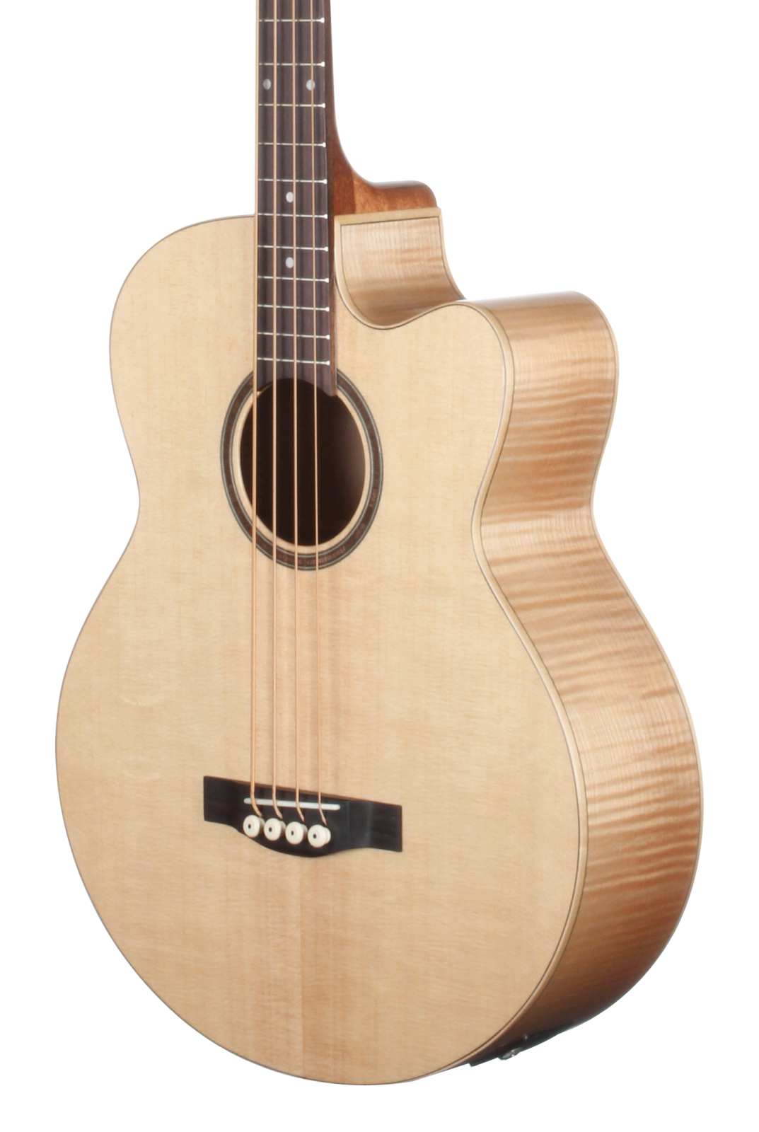 Teton - STB130FMCENT Bass - Acoustic/Electric