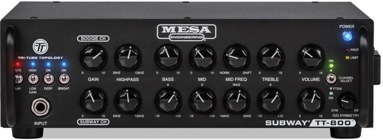 Mesa/Boogie Subway TT-800 Bass Amplifier