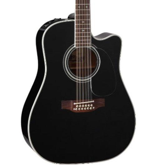 Takamine EF381SC 12 - 12 String Guitar w/Hard Case